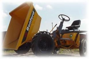 Benford PT5000 Dumper